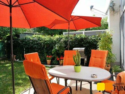 Familientraum: Reihenhaus, Garten, tolle Ausstattung, nahe U2