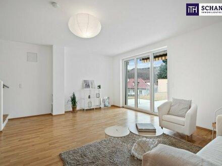 Gelegenheit: Modernes Reihenhaus mit Blick ins Grüne und perfekter Raumaufteilung! Vollständig unterkellert!