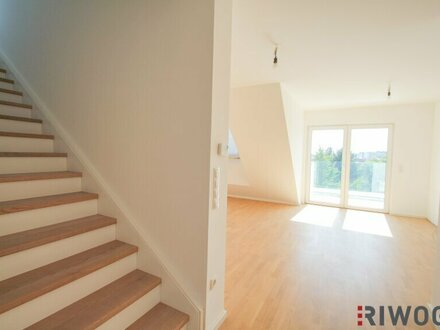 ++ DG-Dachterrassenwohnung mit Weitblick ++ Erstbezug ++ Klimatisiert ++ Garage ++