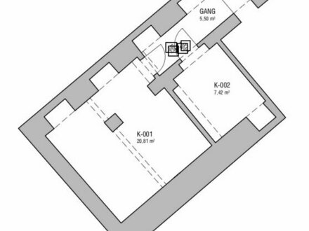 Lagerfläche in 1120 Wien zu vermieten!! Lagerräume auch einzeln mietbar!
