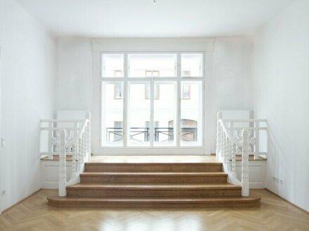 Wunderschöne und helle Altbauwohnung mit 7-Zimmern und Balkon in 1040 Wien zu vermieten - VIDEO BESICHTIGUNG MÖGLICH!