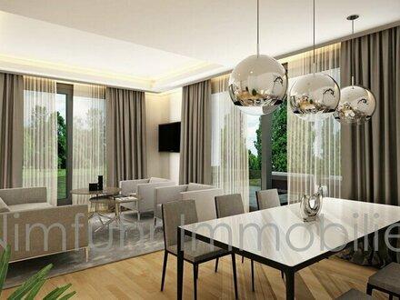 Provisionsfrei: Perfekte 4-Zimmer-Garten-Wohnung in Premiumlage Aigen