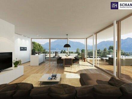 EXKLUSIVE NEUBAUWOHNUNG IM ERSTBEZUG! Riesige Terrasse + Hochwertige Ausstattung + Phänomenale Lage!