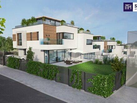 Hier will ich leben! Provisionsfreie High End Doppel-Villa in ruhiger Bestlage + Wohnträume im schönen Wienerwald! Mit viel…