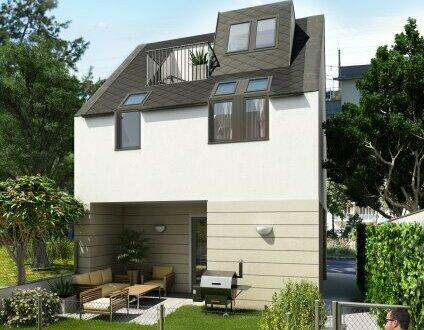 Doppelhaushälften Mautner-Markhof-Gasse 61/Haus 2A