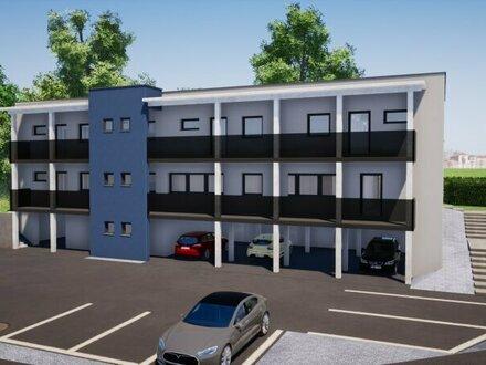 NEUBAU/ERSTBEZUG: Geräumige 3- Zimmerwohnung mit Lift und Tiefgaragenplatz