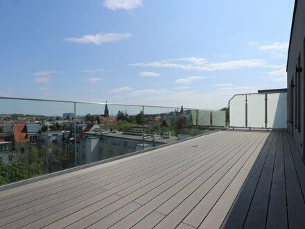 Exklusiver Dachgeschoß-Erstbezug mit Weitblick und Traum-Terrassen