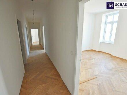 WOW! Traumhaftes Altbauhaus + Hochwertig sanierte Altbauwohnung mit Charme! Perfekte Raumaufteilung + Hofseitiger Balkon…