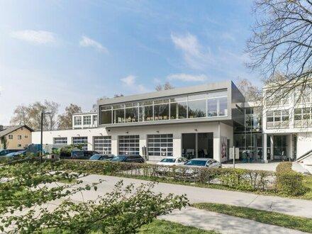 Gewerbe Fasaneriestraße: Büro B3 im 1.OG - 434,10 m²