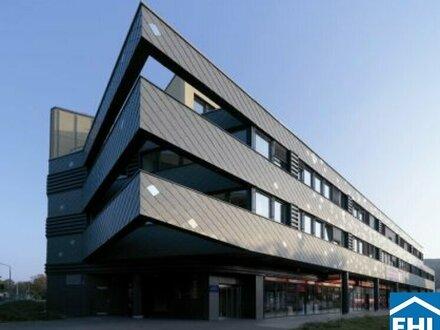 Moderne Büroflächen mit Blick auf den Lainzer Tiergarten