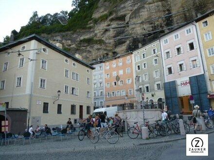 ALTSTADTWOHNUNG - 2 Zi.Wohnung gegenüber dem Mönchsbergaufzug