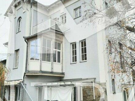 KONTAKTLOSE BESICHTIGUNG MÖGLICH! / Galerie-Wohnung mit traumhaftem Blick ins Grüne