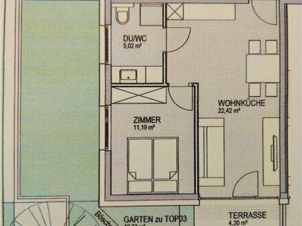 Wattens - zentrale 2 Zimmerwohnungen Erstbezug