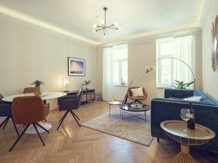 ++NEU++ Hochwertiger 2-Zimmer Altbau-ERSTBEZUG mit getrennter Küche! FREI VERMIETBAR!