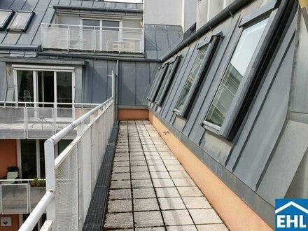 DG 2-Zimmerwohnung in Gersthof!