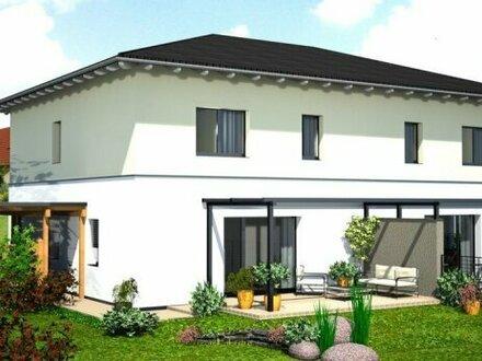 Schönes Doppelhaus Leistbar Ziegelmassiv