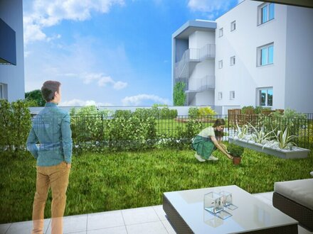 VERKAUFSSTART - BLUE BOXES - Modernes Wohnen im Zentrum von Schwertberg! - Top B1