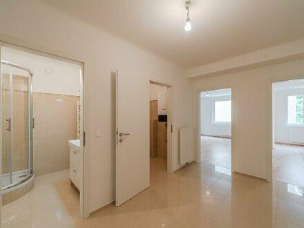 ++PROVISIONSRABATT++ Hochwertige 3-Zimmer, Erstbezug, exzellente Aufteilung! WG tauglich, Ruhelage, top sanierter Neubau!…