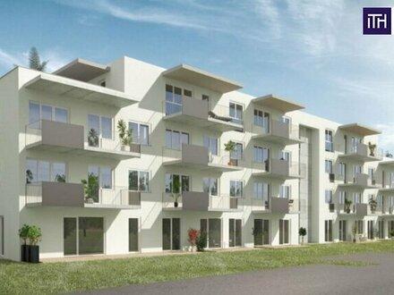 ITH FANTASTISCHE ECK-GARTENWOHNUNG zum BESTPREIS! PROVISIONSFREI, ERSTBEZUG mit 40 m² SONNENTERRASSE und 134 m² EIGENGARTEN,…