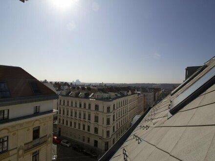 2-Zimmer Dachgeschoßwohnung mit Terrasse