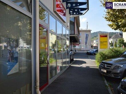 ITH: Investoren Aufgepasst! Gewerbeobjekt mit rund 5 % Rendite in Deutschlandsberg TOP HOCHFREQUENZLAGE + TOP SICHTBARKEIT