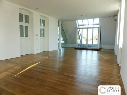 Exklusive 245m² Dachmaisonette in Traumlage - 1190 Wien