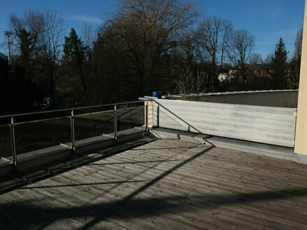 Reihenhaus mit Sonnenterrasse & Garten - absolute Grünlage - Salzburg Nonntal