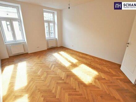 Genial! TOP sanierte Kleinwohnung in rundum sanierten Altbauhaus! Viel Platz + Perfekte Anbindung + Tolle Infrastruktur!