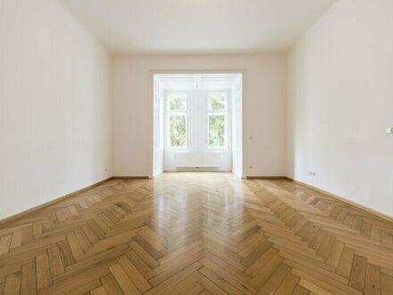 Traumhafte Altbauwohnung mit 3-Zimmern in ruhiger Lage in 1030 Wien zu vermieten! Als 3er WG geeignet!
