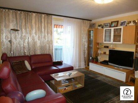 Seekirchen - Komplett neu renovierte 3-Zi.-Wohnung in zentraler Lage