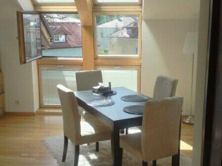 Tolle 3-Zi-Dachgeschoßwohnung mit ca. 83 m2 | Riedenburg - auch WG geeignet!