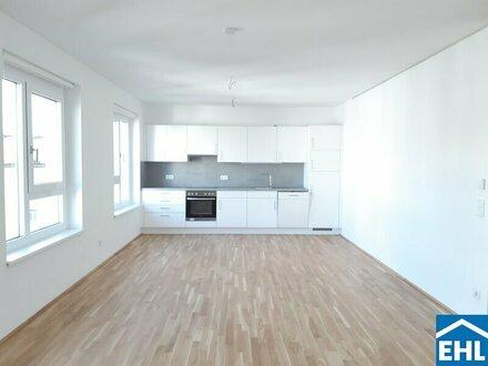 innerstädtischer Wohntraum - 4 Zimmer ERSTBEZUG mit exklusiven 170 m² DACHGARTEN