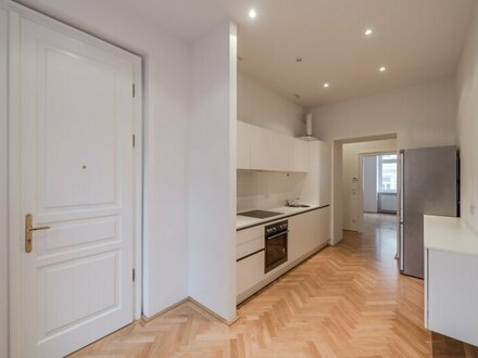 ++NEU** Großzügige 2-Zimmer Altbauwohnung, gutes Preis-Leistungsverhältnis!