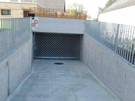 BOXEN-Einfahrt