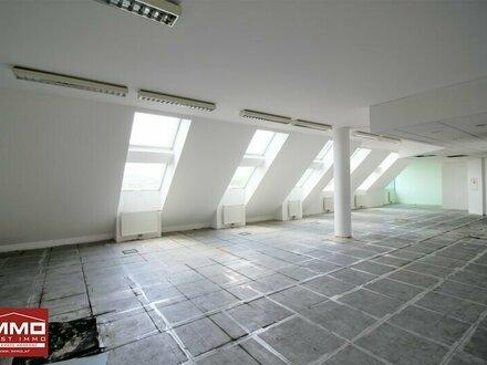 GENIALES ANGEBOT: NUR 8€/m² für ein frei gestaltbares BÜRO mit perfektem Anschluss