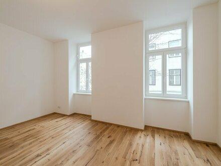++NEU** 3-Zimmer ERSTBEZUG nahe WU, **11m² Balkon**, Hoftrakt!!