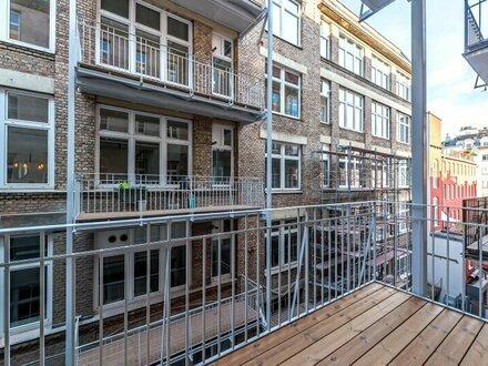 ++NEU++ Perfekt-sanierte 2-Zimmer Altbauwohnung in Bestlage mit 5m² Balkon!