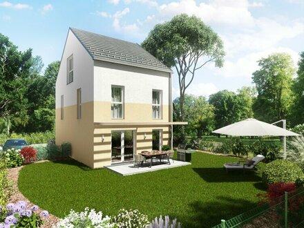 Einfamilienhaus auf Eigengrund mit großzügigen Garten und hervorragender öffentlicher Anbindung
