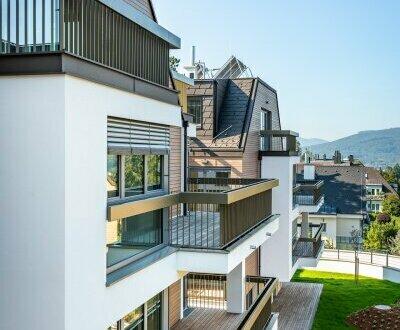 Moderne Eigentumswohnungen nahe am Wienerwald mit exquisiter Ausstattung