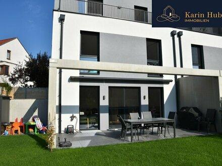 Schönes Einfamilienhaus mit Garten