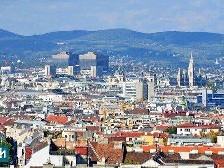 Provisionsfrei: Wunderschöne, moderne 3 Zi. DG-Terrassenwohnung im Herzen von Währing