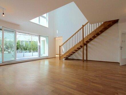 EUM - Maisonette mit 3 Terrassen! Hofseitiger 3-Zimmer-Neubau im Servitenviertel