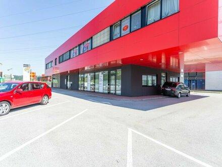 Moderne Büro- und Geschäftsflächen