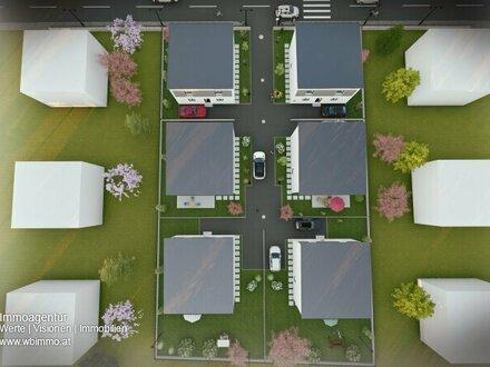 PROVISIONSFREI! SCHLÜSSELFERTIG MIT KÜCHE! Einfamilienhaus mit 151 m2 Wohnfläche in absoluter Grün- Ruhelage!