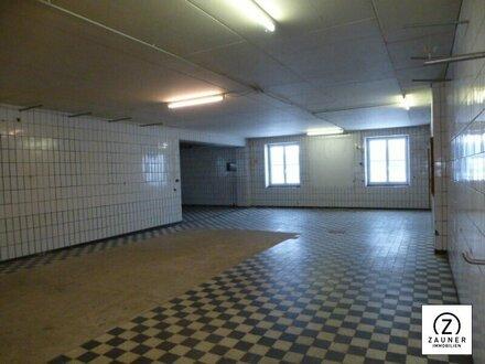 Geheiztes Lager mit Sanitäranlagen - Zwischen Seekirchen und Köstendorf