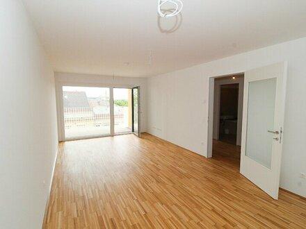 Erstbezug! 2-Zimmer-Loggiawohnung mit Garagenplatz in beliebter Wohngegend!