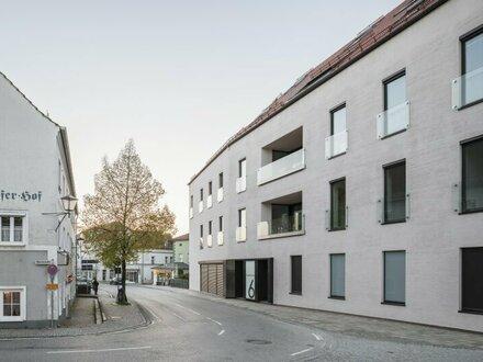 Stadt Land Bach: 2-Zimmer-Maisonette mit Südloggia!