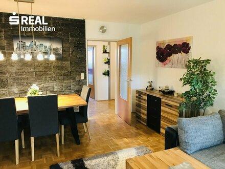 Gelegenheit! Schöne 4-Zimmer-Wohnung zu verkaufen Nähe Oberndorf bei Salzburg.