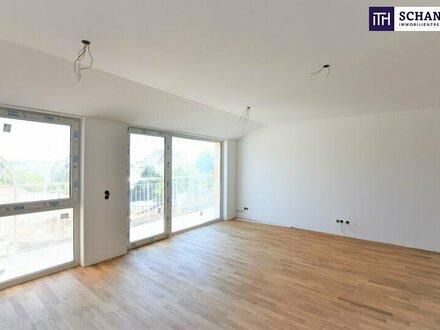 Nettes Apartment mit Balkon + Erstbezug + Neubauprojekt + hochwertige Ausstattung + E-Car Sharing