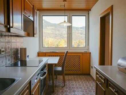 3-Zimmer-Wohnung mit Gaisberg-Blick